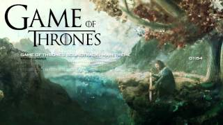 Game of Thrones Soundtrack - Main Theme by Romin Djawadi