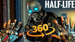360 Video of Half Life Alyx VR 4K (Virtual Reality Video)