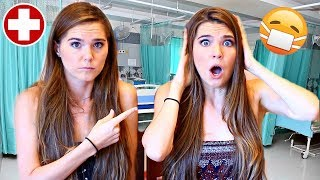 I ALMOST DIED?! STORYTIME (Q&A) - Nina and Randa