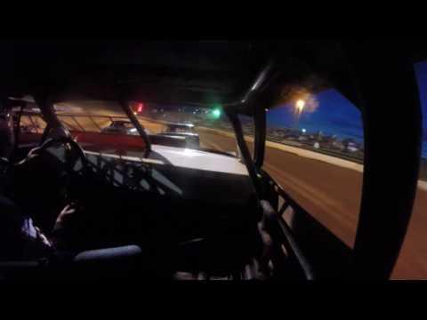 Southern Raceway 8/20/16 purestock heat race #3
