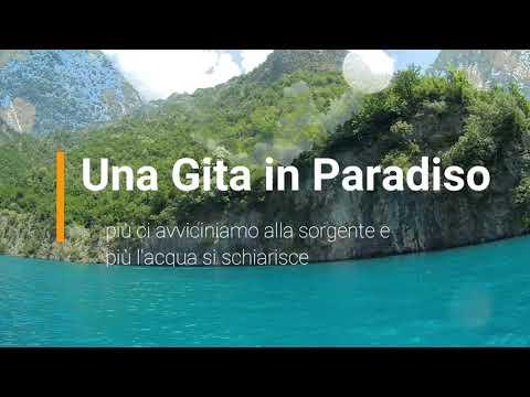 Albania, Koman, Lumi i Shales: Una Gita in Paradiso