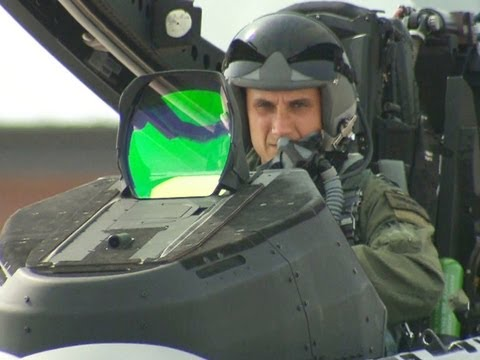 Air Force solves F-22 oxygen supply mystery?
