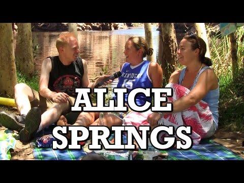 Joe Goes To Alice Springs