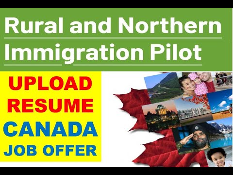 GET JOB OFFER FROM MARIE, SUDBURY, TIMMINS, NORTH BAY CANADA