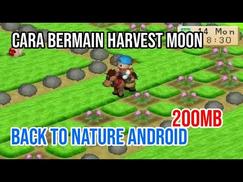Cara Download Harvest Moon Back To Nature Dan Cheat