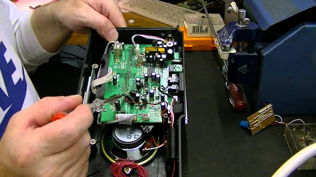 Svært FM Transmitter mod for DAB/Wi-Fi Radio. Part 2 of 2 - YouTube XT-53