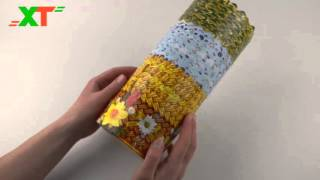 Форма для выпечки (бумага, размер 110х85 мм, объем 800 мл)(, 2016-03-12T12:18:16.000Z)