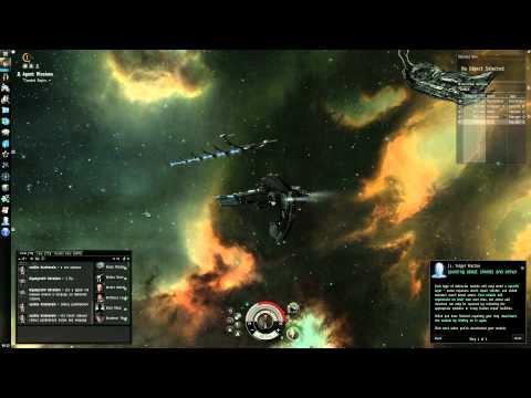 Eve Online - Gallente Tutorial Missions - HD [1080p] [PC]