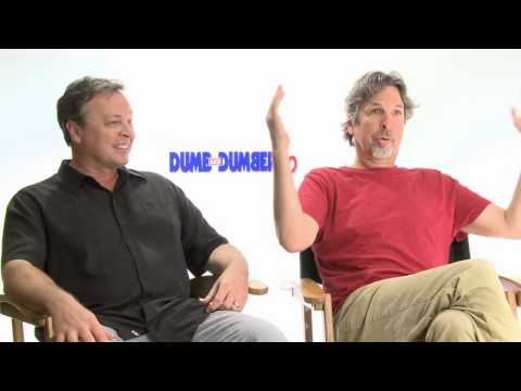 Dumb and Dumber To: Directors Bobby & Peter Bobby Official Movie Interview