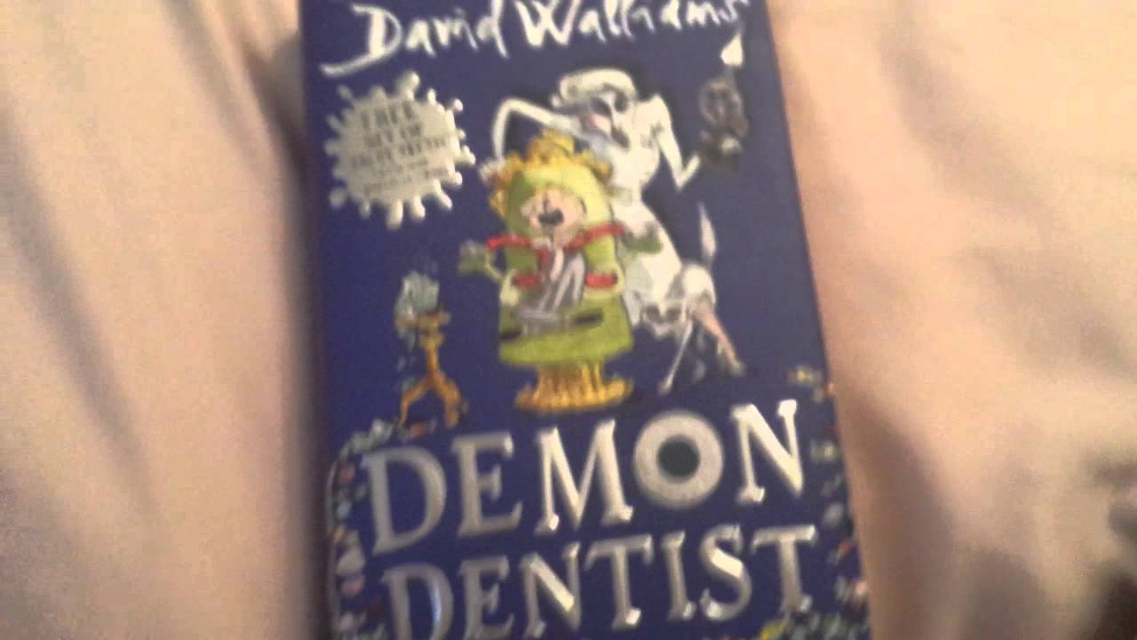 Reviews children s book review demon dentist david walliams - Reviews Children S Book Review Demon Dentist David Walliams 26