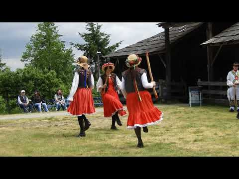 2018 Victoria Day Morris dancing @ Historic Stewart Farm, Surrey, BC, Canada Pt I from YouTube · Duration:  2 minutes 44 seconds