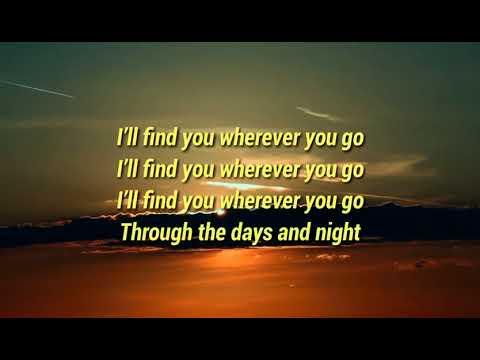 Kunto Aji - I'll Find You (Lyrics)