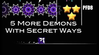 5 MORE SECRET WAY DEMONS (Not Patched) - Practically Free Demons: Episode 8