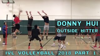 Donny Hui Volleyball Highlights - IVL Men