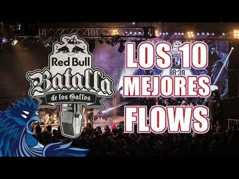 Los 10 Mejores Flows de las Batallas de Gallos Red Bull