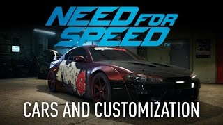 Need for Speed Gameplay Innovations   Cars & Customization