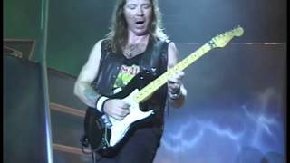 Iron Maiden - The Mercenary - Rock In Rio HD