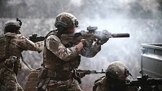 Бесшумная винтовка ШЕПОТ и штурмовая винтовка МАЛЮК (ВУЛКАН-М). Обзор и видео испытаний.