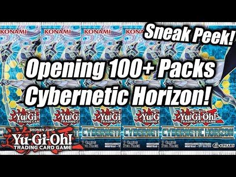 Yu-Gi-Oh! Opening 100+ Packs of Cybernetic Horizon! (Sneak Peek!) Mp3