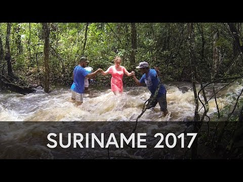 Suriname 2017 Travel Film
