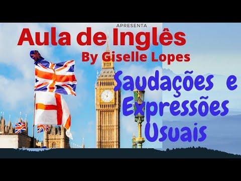 Curso de inglês grátis- Aula #1 from YouTube · Duration:  35 minutes 59 seconds