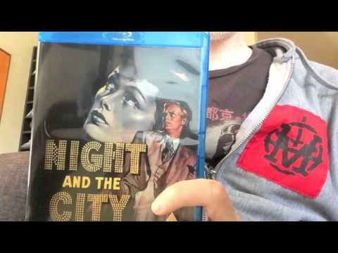 Download Night & the City + The Killers Region B Blu-ray Reviews