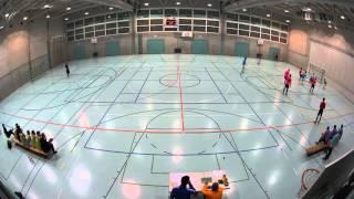 20160110 FC Uetendorf - Mobulu Futsal Uni Bern 1 : 8