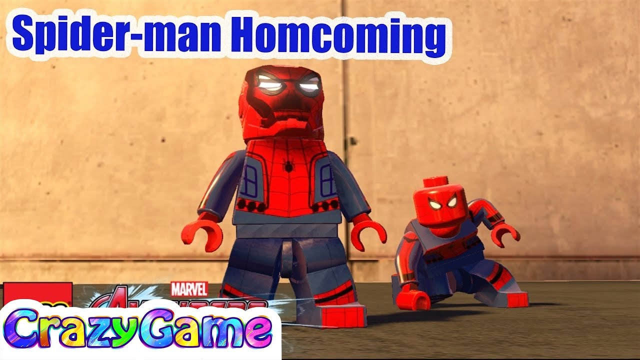 lego spiderman 2017 - photo #24