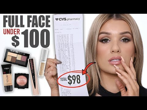 BEST DRUGSTORE PRODUCTS FOR EVERYDAY MAKEUP!