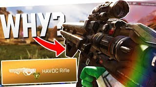 One of iTemp Plays's most viewed videos: I Got My FASTEST Game w/ The WORST Legendary Gold Gun on Apex Legends! - Apex Legends Gold Guns!