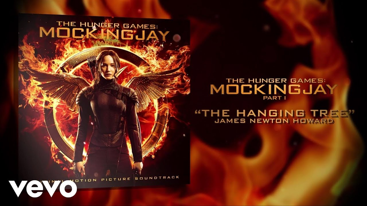jennifer lawrence the hunger games hanging tree скачать