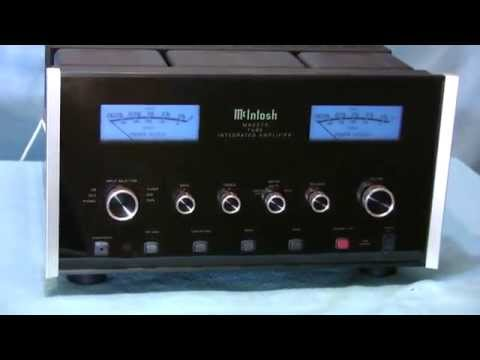 McIntosh MA 2275 - Amplificador integrado de válvulas