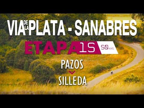 ETAPA 15 - VÍA DE LA PLATA - SANABRÉS (CAMINO DE  SANTIAGO)