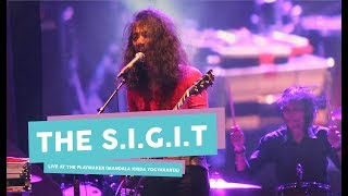 [HD] The S.I.G.I.T - Black Amplifier (Live at Yogyakarta, September 2017)
