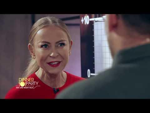 Schauspielerin Jenny Elvers Zu Gast Bei Simon Beeck