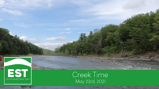 EST - Creek Time - May 2021