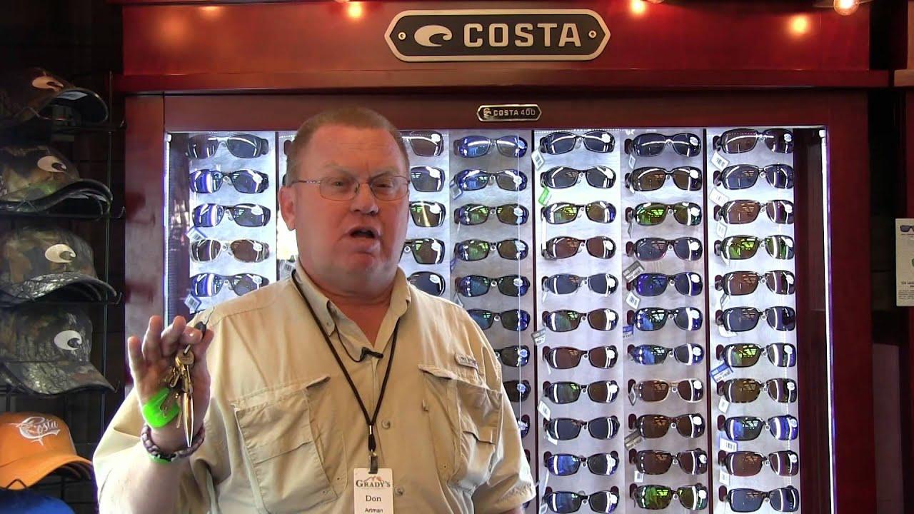 2fad3b23f3 Grady s Great Outdoors - Costa Glass Lens vs Polycarbonate Lens ...