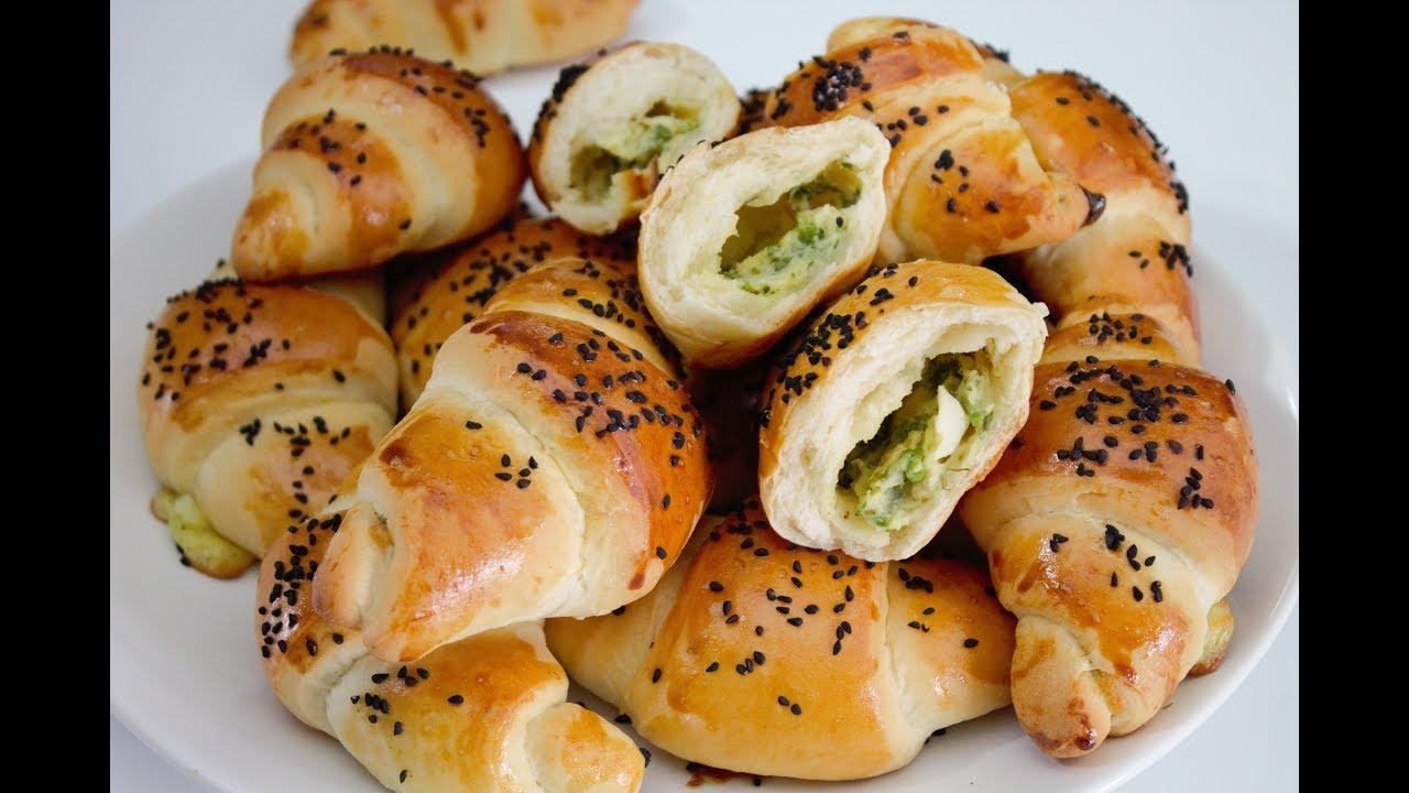 Croissants Salés Recette Inratable Par Quelle Recette Youtube