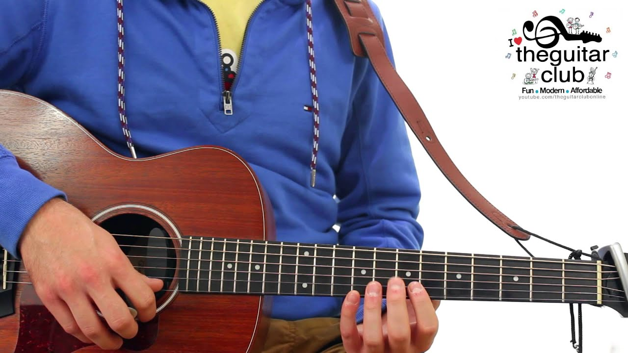Dynamite Taio Cruz Guitar Lesson Riff Chords Melody
