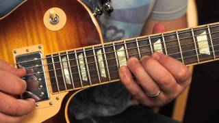 Style of Knocking on Heaven's Door - How to Play Slash's 2nd Guitar Solo Lesson
