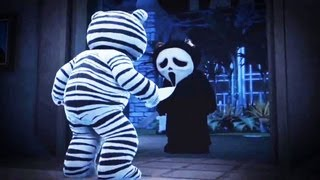 Parodie Scream : Naughty Bear Panic in Paradise Trailer