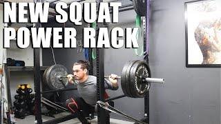 NEW Squat Power Rack Meta Kinesiology Tape