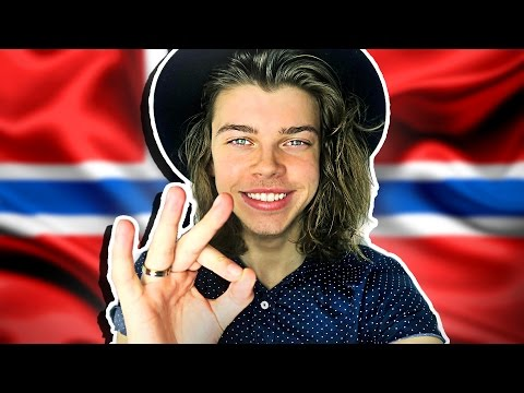 JARL ANDERSEN SIN FØRSTE OG SISTE NORSKE VLOG!