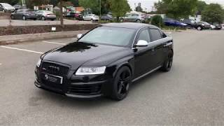 ABT RS6 2009 Videos