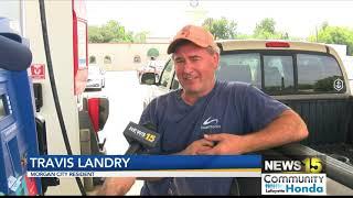 Morgan City Residents Prepare for Hurricane Ida