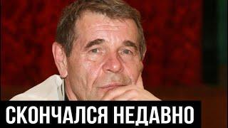 Страна рыдает...Оторвался тромб: умер актер Алексей Булдаков...