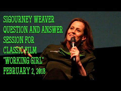 Sigourney Weaver Talks New Avatar Films, Alien Sequel, MeToo and More  2218