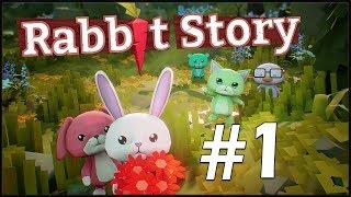 Rabbit Story #1 |  Królicza Przygoda