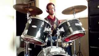 Anita Ward - Ring My Bell (Drum Cover)