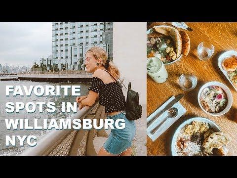 WHERE TO GO IN WILLIAMSBURG, BROOKLYN | hidden gems in NYC